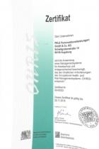 ohris-zertifikat